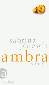 """Buchcover """"Ambra"""""""