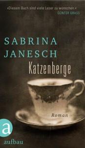 "Buchcover ""Katzenberge"""